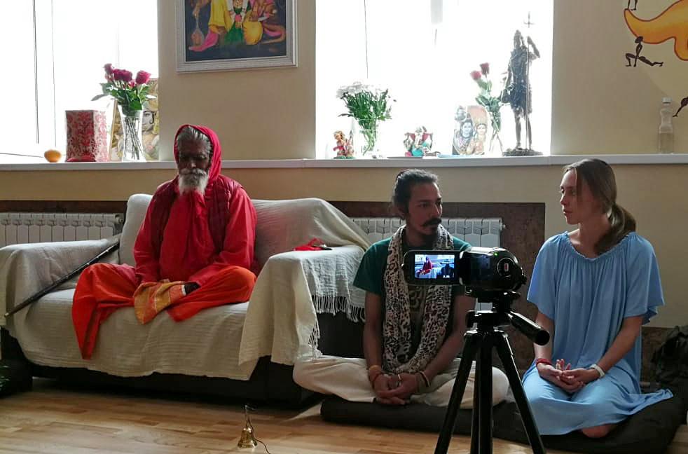 Сатсанг Ванкханди Махараджа в Екатеринбурге. Ханмуман
